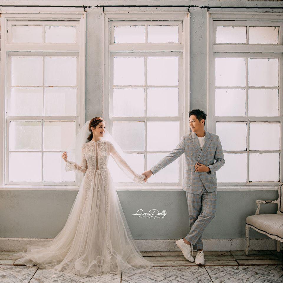 【花嫁職人說】「蕾絲娃娃法式手工婚紗」讓妳成為歐式浪漫優雅的幸福新娘